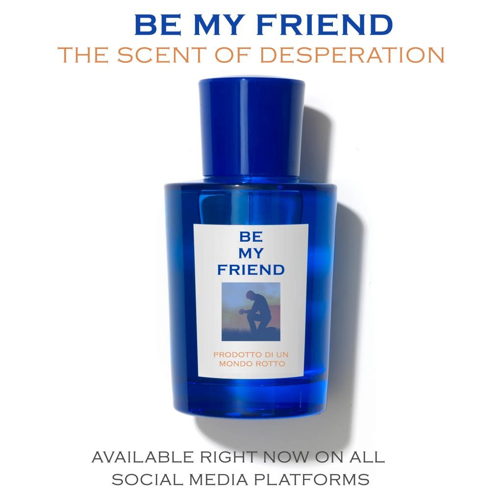 Be My Friend Unisex Scent