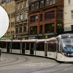 Man nearly crushed to death by tram as he runs to grab a lunchtime McFlurry