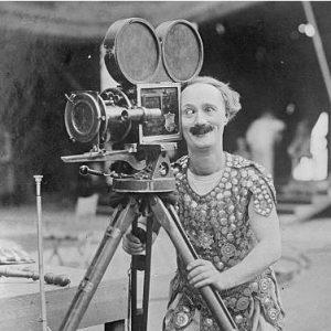 Scorsese's camera assistant Eyam Yermann