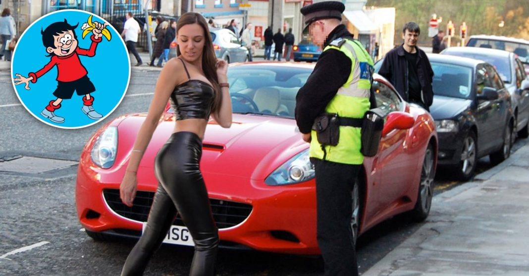 Boner contention as study finds 8 out of 10 Edinburgh traffic wardens can't get it up