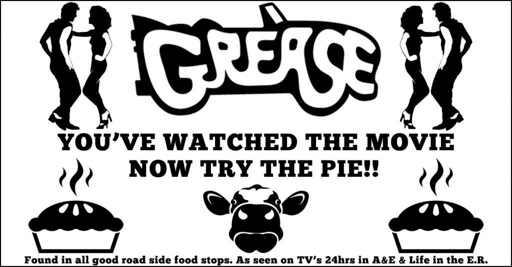 Grease Pies